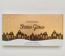 New SEPHORA COLLECTION Snow Glow Palette Seasonal Limited Edition 100% Authentic