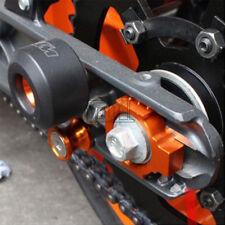 For KTM Duke 125/200/390 DUKE 390(13-15)  Aluminum Kettenspanner/Chain adjuster