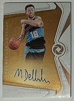 2019-20 Opulence Opulent Autographs Matthew Dellavedova Auto #8/49 On Card Cavs