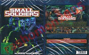 Blu-Ray SMALL SOLDIERS (1998) Kirsten Dunst Denis Leary Joe Dante Region B/2 NEW