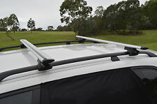 Suzuki Jimny 1998-2014 Aero Roof Rack Cross Bar Alloy Lockable 120cm