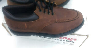 Red Wing Shoes Style 105  Various Sizes,Various Widths,Brown, Leather Work