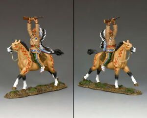 KING & COUNTRY THE REAL WEST TRW071 WAR BONNET MIB