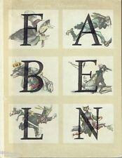 Grigore Alexandrescu Fabeln mit Illustrationen von Eugen Taru