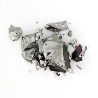 5 Grams Chunks of Pure Germanium Metal 99.999% Ge Element Sample Pure Crystals