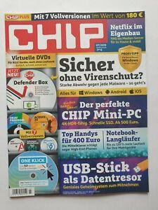 CHIP 7/2019    Sicher ohne Virenschutz,Top Zustand
