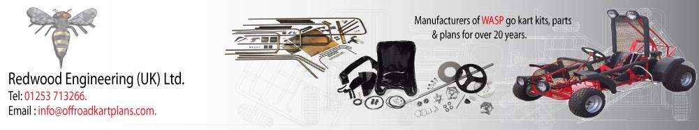 go_kart_parts_kits_plans