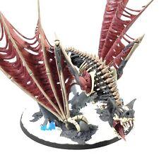 Warhammer Fantasy Age of Sigmar Army Legions Of Nagash Terrorgheist  Painted
