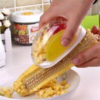 Onestep Corn Cutter Peeler Thresher Stripper Set Thresher Remover Kitchen Tool