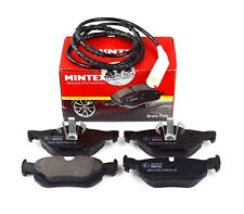 MINTEX REAR BRAKE PADS MDB3449 FITS BMW 1 SERIES 120 130 i 3 SERIES 318 320 i/d