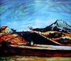 Hand Painted Oil Painting Repro Paul Gauguin Mountain Saint Victoire 20x24in
