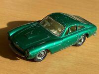 Matchbox Lesney No 75 Metallic Green Ferrari Berlinetta Car