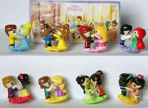 Disney Princess - Caractères À à Choisir SE243 - SE250 Kinder Surprise Italie