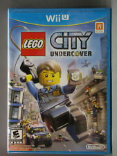 LEGO City Undercover, Wii U, NEW Sealed