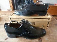 mens BARKER nova shoes - size uk 7 inc box good condition