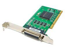 Tarjeta serie PCI universal RS-232 de 4 puertos + Manguera 4 Puertos