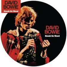 David Bowie Picture Disc Vinyl Records Single