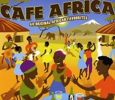 Various Artists - Cafe Africa / Various [New CD] UK - Import