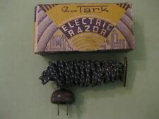1933 Tark Electric Razor with Original Box