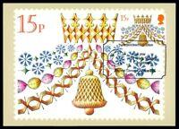 GB UK MK 1980 WEIHNACHTEN CHRISTMAS NOEL MAXIMUMKARTE MAXIMUM CARD MC CM dt24