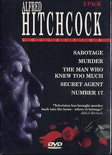 Alfred Hitchcock 5 DVD Box set