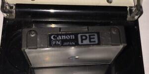 Canon Focusing Screen PE
