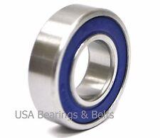 "(QTY 10) 6203-2RS-10/C3 New 5/8"" Premium Bearings 5/8""x40x12 ,6203RS 5/8-USBB"