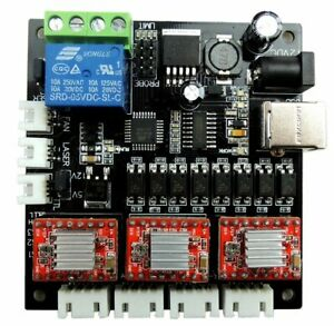 GRBL Laser controller board CNC USB 3 Axis Stepper Motor Driver for GRBL