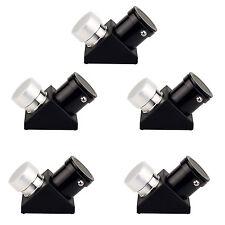"""5* 1.25""""(31.7mm) Erecting Prism Zenith Diagonal Mirrors For Telescopes Eyepieces"""