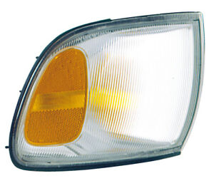 Corner Turn Signal Light for 98-00 Toyota Sienna Passenger Right