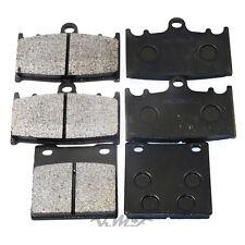 Brake Pads For Suzuki GSXR600 1997-2003 GSXR750 2000-2003 RGV250 1988-1989