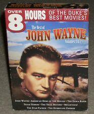 The Best Of John Wayne Volumes 1 & 2 (DVD 2004) Movie's Are Sealed