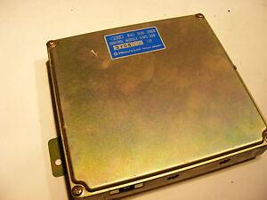 Audi 90 A6 A4 2.8 V6 ECU ECM Engine Control Computer Hitachi 8A0906266B 92 93 94