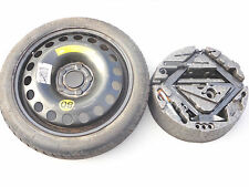 "VAUXHALL VECTRA C ASTRA ZAFIRA SAAB 16"" SPACE SAVER SPARE WHEEL & JACK KIT"