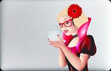 "Princess Martina Decal for 11"" MACbook Air - glossy vinyl sticker"