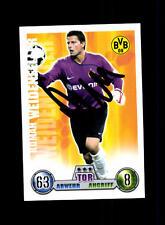 Roman Weidenfeller Borussia Dortmund Match Attax Card Original Signier+ A 153749