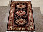Awesome Shirvan Kuba Kazak Veg Dyed Wool Hand Knotted Area Rug Carpet (5 x 3)'