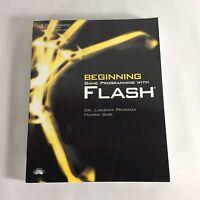 Beginning Game Programming with Flash by Lakshmi Prayaga and Hamsa Suri (2007, M