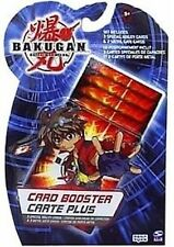 Bakugan Battle Brawlers Game Trading Card Booster Pack 3 Special Ability 2 Gate