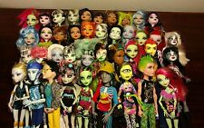 HUGE Monster High Dolls Lot Cupid Jackson Abbey Rochelle Venus Boys Clawd Scarah