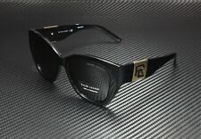 RALPH LAUREN RL8175 500187 Black Dark Gray 54 mm Women's Sunglasses