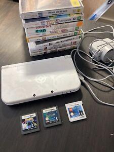 Nintendo 3ds New Xl Fire Emblem Fates Limited Edition Console + 12 Games Bundle