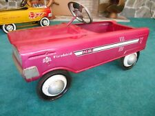 Murray Firebird pedal car good condition looks good