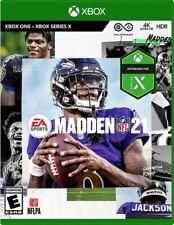 Madden NFL 21 BRAND NEW (Microsoft Xbox One, 2020) 2021