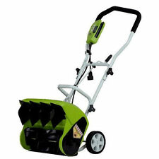 "GreenWorks (16"") 10-Amp Electric Snow Blower"