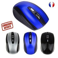 Souris Sans Fil Optique 1600 DPI Gamer 2.4 GHz Wireless Mouse | Vendeur FRANCAIS