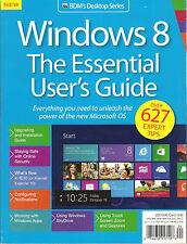 NEW! WINDOWS 8 The Essential User's Guide UK $20 Everything you Need Know How to