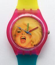 Divine watch - Retro 80s designer wristwatch