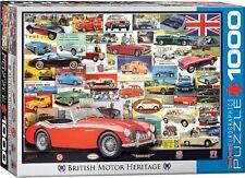 British Motor Heritage 1000 piece jigsaw puzzle 680mm x 490mm (pz)