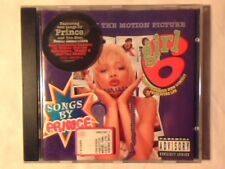 COLONNA SONORA Girl 6 - Sesso in linea cd GERMANY PRINCE COME NUOVO LIKE NEW!!!